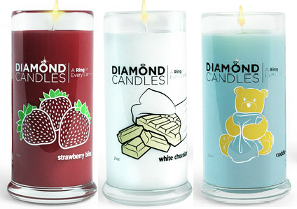 Giveaway: Diamond Candles July 4th Bonanza [[Two Winners