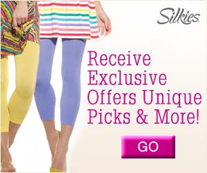 Silkies: 50% Off Capris & Free Shipping On $40+ Orders