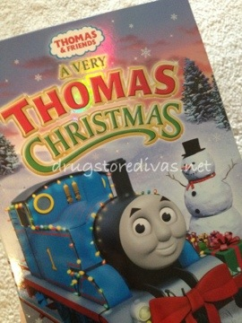 giveaway announcement coupon alert thomas friends a very thomas christmas dvd
